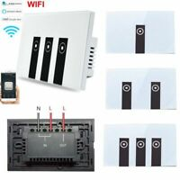 Domotica Intettuttore WiFi Touch Smart Switch Telecomando IOS/Android APP Alexa