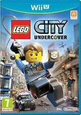 LEGO City: Undercover (Wii U Game) *VERY GOOD CONDITION*
