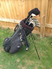 Full Set Golf Clubs Callaway Bag + Extras