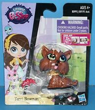 #3802 Littlest Pet Shop Singles Combo PET PAWSABILITIES Terri Bowman
