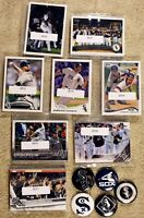 Chicago WHITE SOX  lot of 9 Topps team sets 2018,2017,2016,2015,2014,2013-2010