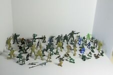 Lot Of 70 Vintage figures of Soldiers Military Weapons