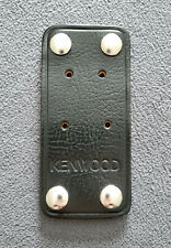 Kenwood Handheld Radio Leather Pouch Holder Belt Loop Attachment