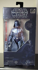 "Star Wars The Black Series Carbonized Darth Vader 6"" Action Figure-IN STOCK"
