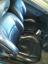 Peugeot 206 GTI Full Leather interior seats and door cards