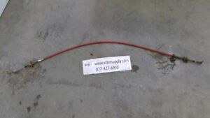 New Holland Hand Brake Cable 84004404