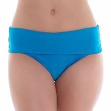 Fantasie Swimwear Versailles Classic Fold Bikini Brief/Bottoms China Blue 5757