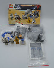 LEGO Droid Escape Star Wars Set 9490 con statuine & recipe completamente