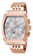Men's Quartz (Battery) Tonneau/Barrel Wristwatches