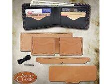 Springfield Leather Co. HERMANN OAK VEGETABLE TAN Cowhide Leather Wallet Kit