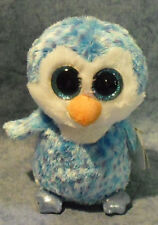w-f-l Ty Beanie Boos Beanie Boos Penguin Owl Selection STUFFED TOY parrot