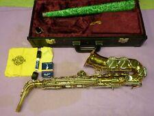 Saxophone Alto amati AAS 31 + Bec Selmer Super état