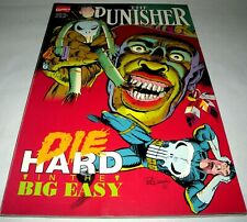The Punisher - Die Hard In The Big Easy - Marvel Comics - 1992  (Ref1/40)