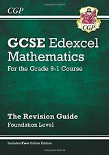 New 2021 GCSE Maths Edexcel Revision Guide: Foundation in... by Parsons, Richard
