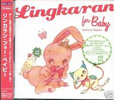 Lingkaran for Baby - Japan CD - NEW Akiko Yano Chocolat