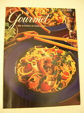Gourmet Magazine - March 1995