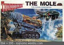 IMEX 1214 Kit montaggio The Mole THUNDERBIRDS