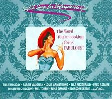 Stylish Songs For Unforgettable Gals by Various Artists (CD, Somerset Entertainm