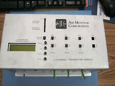 Air Monitor Corporation System 4 Channel Transmitter Module <