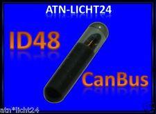 ID48 Wegfahrsperre Chip Glass Transponder MEGAMOS Crypto CAN-Bus  für VW A281