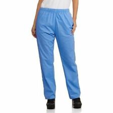 Women's Solid Polyester S.C.R.U.B.S. Scrubs Bottoms