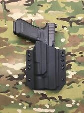 Black Kydex Holster for Glock 34 35 Surefire X300 Ultra A Model