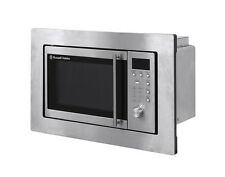 Russell Hobbs RHBM2001 20L Stainless Steel Integrated Microwave