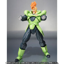NEW S.H Figuarts Dragonball Z Android 16 Tamashii Bandai Action Figure