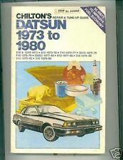 Datsun1973-1980  510, 1200, 610, 710, and more,Chilton
