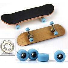130mm Wooden Deck Fingerboard Skateboard Sport Games Kids Souptoys Maple Wood