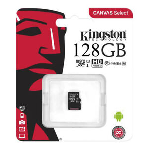 KINGSTON 8GB 16GB 32GB 64GB 128GB CLASS 10 MICRO SD MEMORY CARD UK SELLER