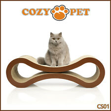 Cat Scratcher By Cozy Pet Deluxe Cardboard Scratching Pad Cat Lounge Cat Sofa