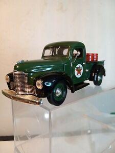 Texaco 1947 International KB1 toy truck MIB