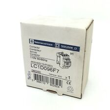 Contactor 080250 Telemecanique 110VAC LC1D096F7