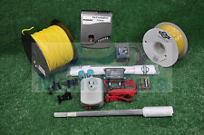 PET SAFE STUBBORN LARGE DOG FENCE ELECTRIC UNDERGROUND IN-GROUND 1 Acre  1000 ft