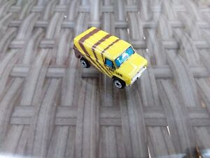MICRO-MACHINES  micro lights ford 70's custom van