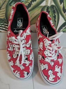Vans 101 Dalmatiner Disney Collection Schuhe Damen  rot Größe 41