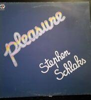 PLEASURE - STEPHEN SCHLAKS *ANNO 1980-DISCO VINILE 33 GIRI* N.105