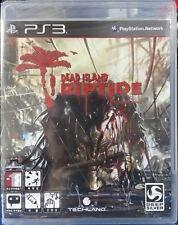 [NEW] DEAD ISLAND RIPTIDE PS3 kill Zombie Gun Shoot English ver. 2013 Techland