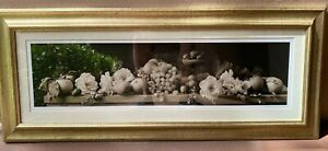 **PRISTINE**Ethan Allen Country French Wall Print/Art
