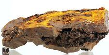 Goethit, Attika,  Lavrion, Giechenland, 18x3x6 cm, 1400 gram, Brauneisenstein!
