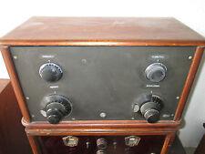 Radio gody, Abel; Amboise (Indre-et-Loire) Francia, 5 per tubi 1928