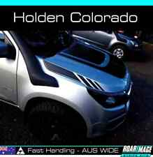 2015 + HOLDEN Colorado side bonnet stripes decals stickers decal sticker stripe