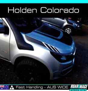 2015-2021 HOLDEN Colorado side bonnet stripes decals stickers decal sticker Z71
