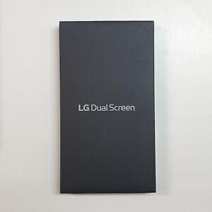 LG V50S ThinQ Only Dual Screen Black