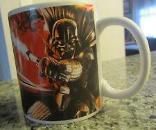Star Wars 2010 Darth Vader/ Han Solo Coffee Mug by Galerie...  ....d