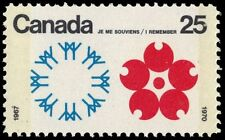 "CANADA 508p - Expo '70 Exhibition, Osaka ""W2B Tagging""  (pa34401)"