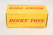 Dinky Toys 563 Renault Estafette Pick-UP empty original excellent plus box