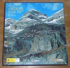 Ordesa Y Monte Perdido National Park Spain 2001 Hardcover Slipcase Color Photos