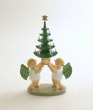 Wood Angel Christmas Decoration Wendt & Kuhn Germany